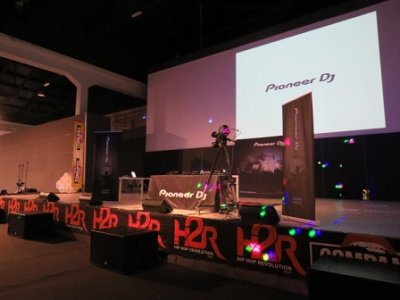 Evento Pioneer in collaborazione con Lights Off Limits